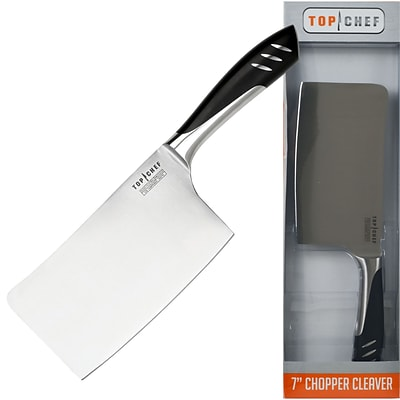 Top Chef 80-TC08 7 Stainless Steel Chopper Cleaver