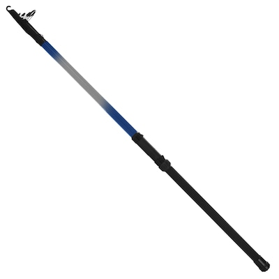 Blue 9.5' Telescoping Fishing Rod