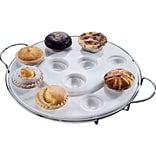 Two Tier Multi Purpose Serving Tray