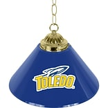University of Toledo 14 Single Shade Lamp