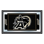 Trademark ARMY 15 x 27 x 3/4 Wooden Logo and Mascot Framed Mirror, Army Black Knights