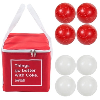 Trademark Coca-Cola Bocce Ball Set