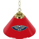 New Orleans Pelicans 14 Single Shade Lamp