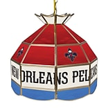 New Orleans Pelicans 16 Tiffany Lamp