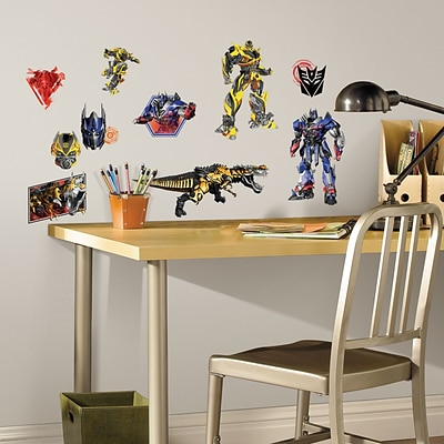 RoomMates Transformers: Age of Extinction Peel and Stick Wall Decal