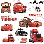 Cars- Friends to the Finish Wall Decal
