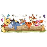 Winnie The Pooh Outdoor FunWall Decal
