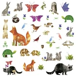 Woodland Friends Peel & Stick Wall Decal