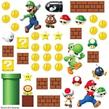 Nintendo Super Mario Build a Scene Decals