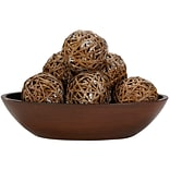 3023 Decorative Balls Set of 6