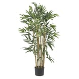 Nearly Natural 5279 3 Multi Bambusa Bamboo Tree in Pot