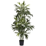 5328 6 Bamboo Palm Tree in Pot