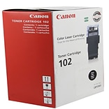 Canon CRG-102BK Black Toner Cartridge (9645A006AA); High Yield