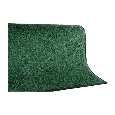 Andersen TriGrip Nylon Interior Floor Mat, 2 x 3, Emerald Green with Cleated Backing