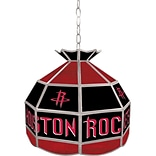 Trademark Global® 16 Tiffany Lamp, Houston Rockets NBA