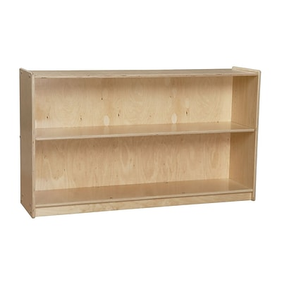 Wood Designs™ Contender™ 35 1/2(H) Ready-To Assemble Mobile Adjustable Book Case