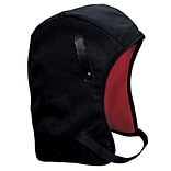 Kromer Black LN Nape Twill Winter Liner