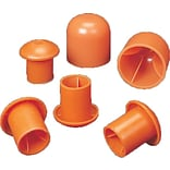 Mutual Industries Orange Standard Rebar Cap