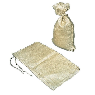 Mutual Industries Burlap Sand Bag; 14 x 26, Natural, 1000/Pack