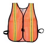 OR Safety Vest W/1 1/2Lime/Silver/Lime RFL