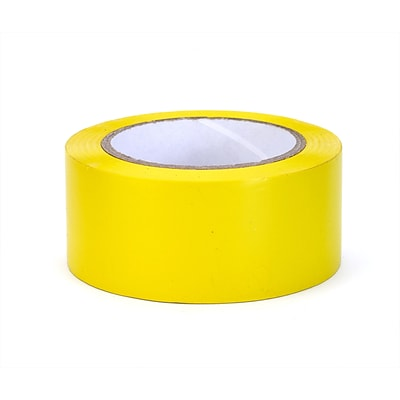 Mutual Industries Aisle-Marking Tape, 3 x 36 yds., Yellow, 16/Box