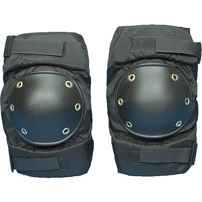 Mutual Industries Abrasion Resistant Plastic Knee Pad, XL