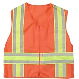 XL OR ANSI Class 2 Deluxe Dot Safety Vest