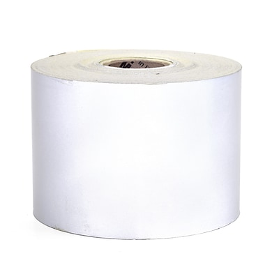Mutual Industries Pressure Sensitive Retro Reflective Tape, 4 x 50 yds., White
