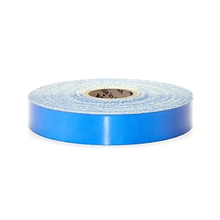 1 x 50 yds. Blue Retro Reflective Tape