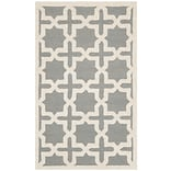 Trinity Cambridge 2x3 SIL/IVRY Rug