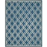 Scarlett Cambridge 8x10 Navy/IVRY Rug