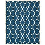 Penelope Cambridge 7 6x9 6 NVY/IVRY Rug