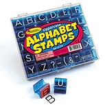 Uppercase Alphabet Stamp Set