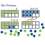 Learning Resources Ten Frame
