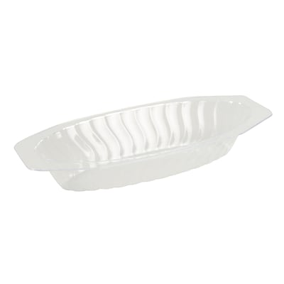 Fineline Settings Flairware 215 Serving Bowl, Clear