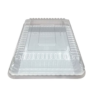 Fineline Settings Flairware 9293-L Clear Dome PET Lid