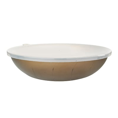 Fineline Settings Platter Pleasers 9525-L Clear Flat PP Lid