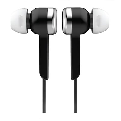Supersonic® IQ sound® IQ-113 Digital Stereo Earphones, Black