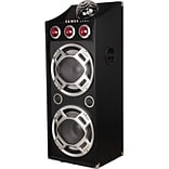 Supersonic 2 x 15 PROF Speaker W/Bluetooth