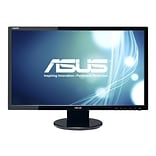 Asus® VE248H 24 Widescreen LED LCD Monitor