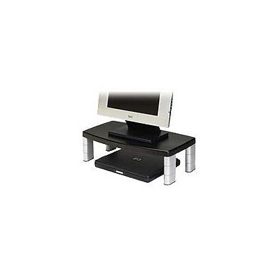 3M™ LCD Monitor Extra Wide Stand; Up To 80 lb, 17 in