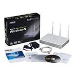 Asus RT-N16 Wireless-N 300 Gigabit Router; 2.4GHz + 2.5GHz