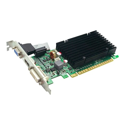 EVGA® NVIDIA® GeForce® 01G-P3-1313-KR Video Card;  1024 MB DDR3, 9.6 GBPS