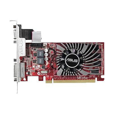 Asus® AMD Radeon R7 240 2GB DDR3 Plug-in 1800 MHz Graphic Card
