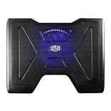 Cooler Master® NotePal X2 - Gaming Laptop Cooling Pad With 140mm Blue LED Fan; Black