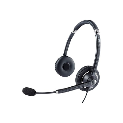 Jabra® GN Netcom EVOLVE 65 UC Over-the Head Stereo Headset