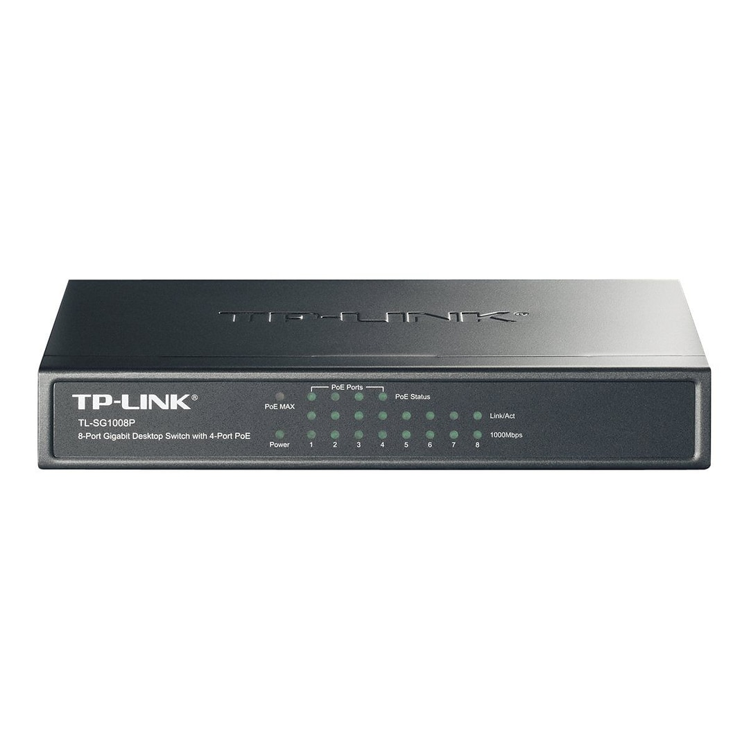 Tp Link 8 Port Gigabit Desktop Switch With 4 Poe Tl Sg1008p 10 100 1000 Mbps Sg1024d 24 This Web Site Is Intended Only For Use By Us Residents