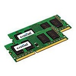 Micron® CT2KIT25664BF160B 4GB(2 x 2GB) DDR3