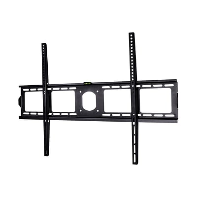 Siig® CE-MT0J11-S1 Low Profile Universal TV Wall Mount With Extension For Up to 70 Monitor; Black