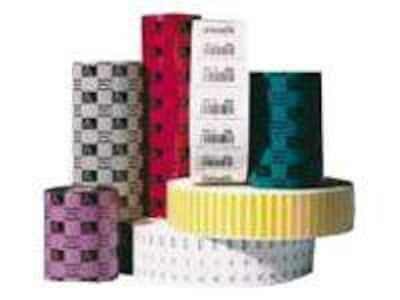 Zebra Technologies 05095BK11045 High Performance Ribbon   Quill (52375251 E45074) photo